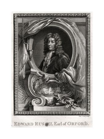 Edward Russel, Earl of Orford, 1775