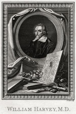 William Harvey, 1777