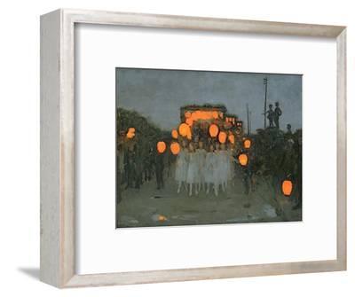 The Lantern Parade c.1918