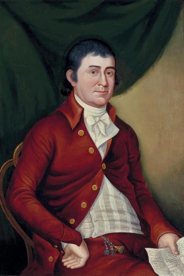 Thomas Corcoran, c.1802-10-Charles Peale Polk-Giclee Print
