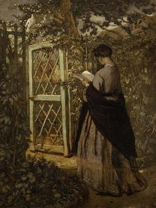 La lecture by Thomas Couture