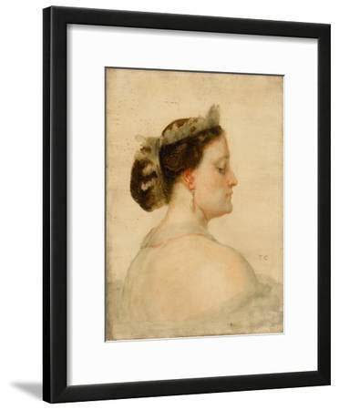 Portrait of Mathilde Bonaparte (1820-190), Princesse Française