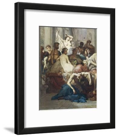 Romans of Decadence, 1847