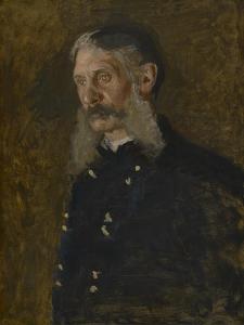 General E. Burd Grubb, c.1898 by Thomas Cowperthwait Eakins