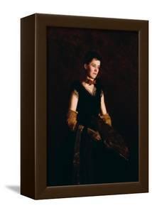 Letitia Wilson Jordan by Thomas Cowperthwait Eakins