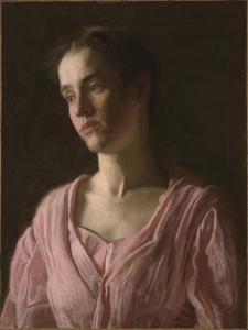 Maud Cook (Mrs. Robert C. Reid), 1895 by Thomas Cowperthwait Eakins