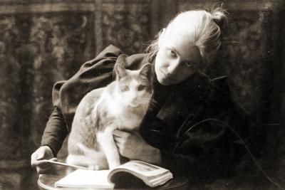 Portrait of Amelia Van Buren, 1889
