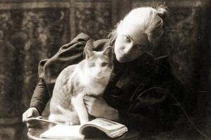 Portrait of Amelia Van Buren, 1889 by Thomas Cowperthwait Eakins