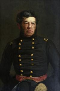 Portrait of General George Cadwalader, 1878 by Thomas Cowperthwait Eakins