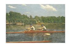 Biglin Brothers Racing-Thomas Cowperthwait Eakins-Art Print