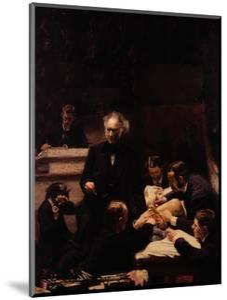 The Gross Clinic by Thomas Cowperthwait Eakins