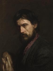 The Veteran (Portrait of George Reynolds), c.1885 by Thomas Cowperthwait Eakins
