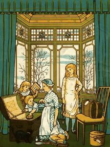 Holidays in Victorian times by Thomas Crane