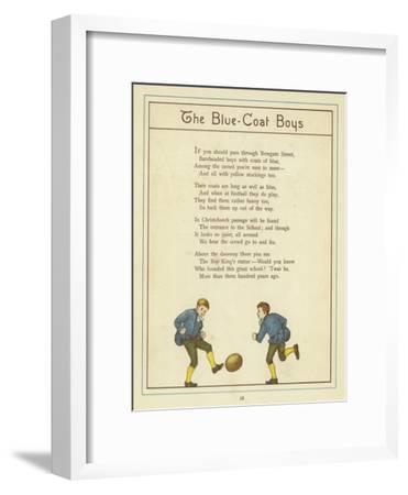 The Blue Coat Boys