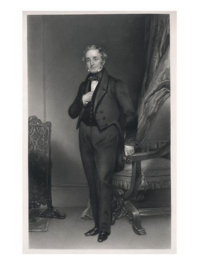 Thomas Cubitt, London Builder--Giclee Print