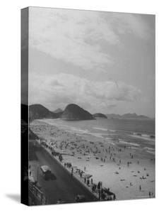 Copacabana Beach by Thomas D. Mcavoy
