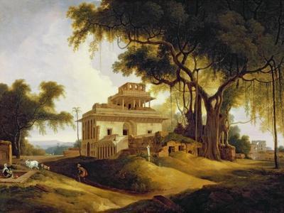 Ruins of the Naurattan, Sasaram, Bihar, 1811
