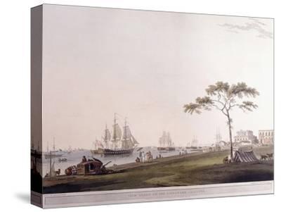 View Taken on the Esplanade, Calcutta, 1797