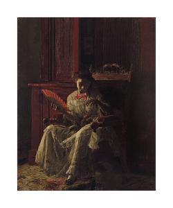 Kathrin by Thomas Eakins