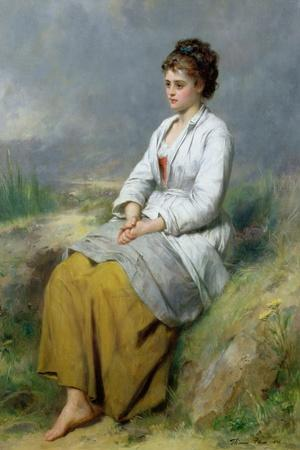 Highland Lassie, 1871
