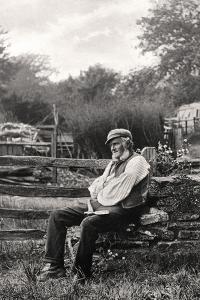 The Woodman, 1901 by Thomas Fall