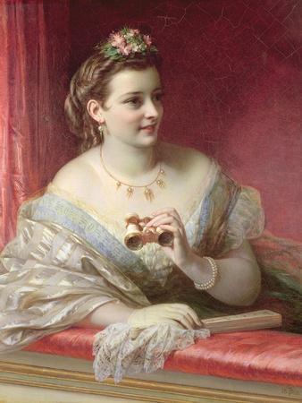 At the Opera, 1866