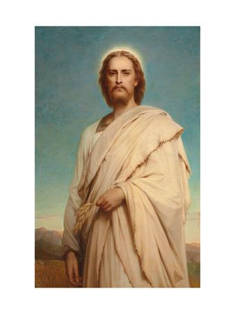 Christ of the Cornfield, 1883