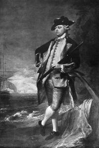 Augustus John Hervey, 3rd Earl of Bristol, C1760s by Thomas Gainsborough