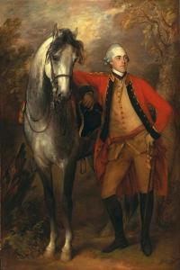 Edward, Viscout Ligonier, 1770 by Thomas Gainsborough