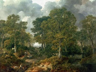 "Gainsborough's Forest (""Cornard Wood""), circa 1748"