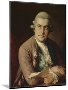 Johann Christian Bach, 1776 by Thomas Gainsborough