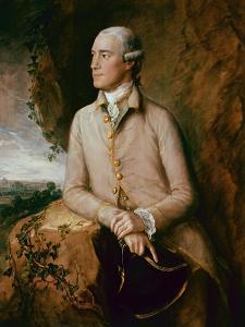 Joshua Grigby by Thomas Gainsborough