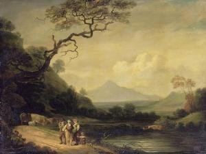 L'abreuvoir by Thomas Gainsborough