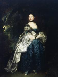 Lady Alston by Thomas Gainsborough
