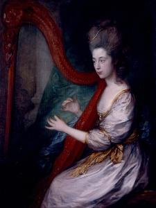 Louisa, Lady Clarges, 1778 by Thomas Gainsborough