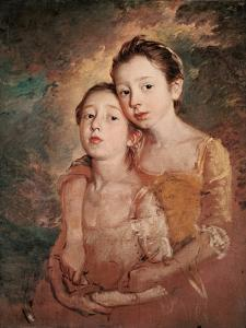 Margareth and Mary Gainsborough by Thomas Gainsborough