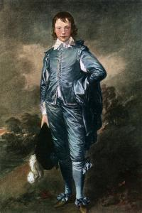 Master Buthall, (The Blue Bo), C1770 by Thomas Gainsborough