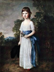 Master John Heathcote, C1770-1774 by Thomas Gainsborough