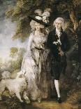 The Honorable Mrs. Thomas Graham, 1775-77-Thomas Gainsborough-Giclee Print