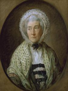 Mrs Robert Hingeston, 1787-88 by Thomas Gainsborough