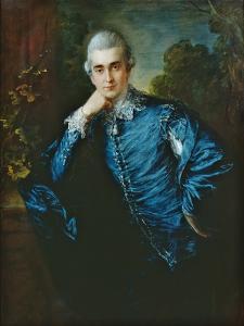 Paul Cobb Methuen by Thomas Gainsborough
