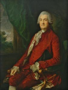 Paul Methuen by Thomas Gainsborough