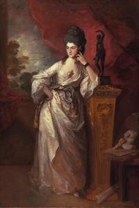 Penelope (Pitt), Viscountess Ligonier, 1770 by Thomas Gainsborough