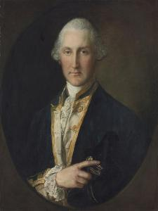 Portrait of Lord William Campbell, M. P. by Thomas Gainsborough