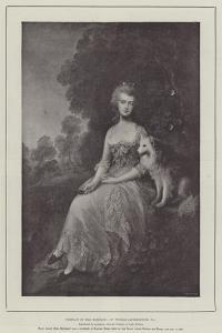 Portrait of Mrs Robinson by Thomas Gainsborough