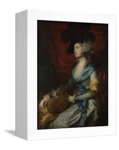 Portrait of Sarah Siddons, 1785 by Thomas Gainsborough