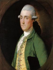 Portrait of Walwyn Graves of Mickleton Manor, Gloucestershire by Thomas Gainsborough