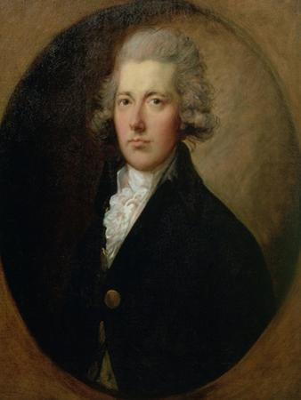 Portrait of William Pitt the Younger (1759-1806), C.1787