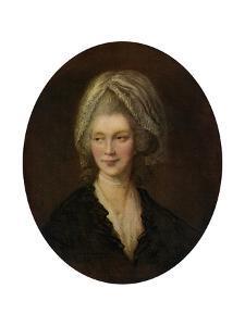 Queen Charlotte, 18th Century by Thomas Gainsborough