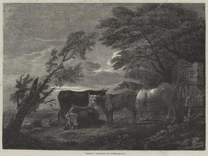 Repose by Thomas Gainsborough